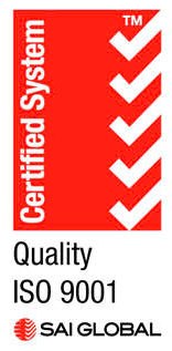 REVO ISO 9001-2015 Certificate
